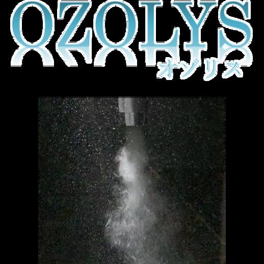 オゾン酸化脱色処理装置 オゾリス