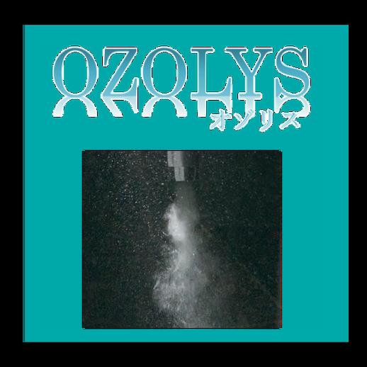 『オゾリス』<p> オゾン酸化脱色処理装置</p>