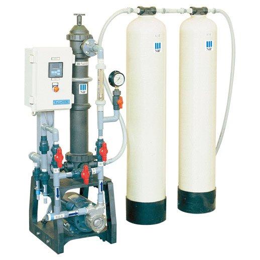 『フェニックス 50』<br> 水リサイクル装置