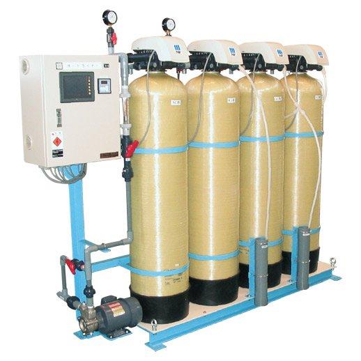 『オートライナーRC』<br> 水リサイクル装置