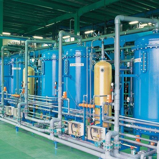 『クリーンフローRC』<br> 水リサイクルシステム
