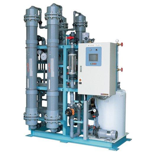 『マイクロフロー DF』<br> 低濃度排水 膜分離装置