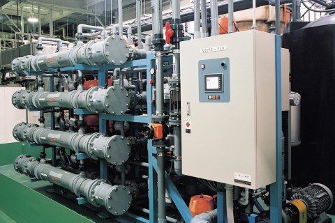 排水処理装置・マイクロフロー