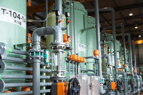 純水装置・水リサイクル装置